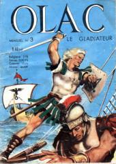 Olac le gladiateur -3- Numéro 3