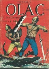 Olac le gladiateur -4- Numéro 4