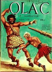 Olac le gladiateur -10- Numéro 10