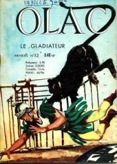 Olac le gladiateur -12- Numéro 12
