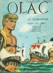 Olac le gladiateur -13- Numéro 13