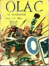 Olac le gladiateur -14- Numéro 14