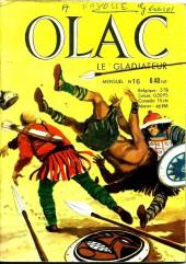 Olac le gladiateur -16- Numéro 16