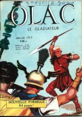 Olac le gladiateur -17- Numéro 17