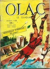 Olac le gladiateur -18- Numéro 18
