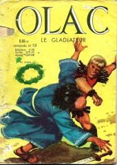 Olac le gladiateur -19- Numéro 19