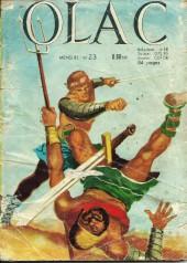 Olac le gladiateur -23- Numéro 23