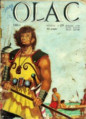 Olac le gladiateur -24- Numéro 24