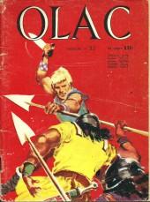 Olac le gladiateur -33- Numéro 33
