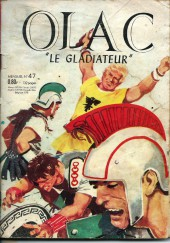 Olac le gladiateur -47- Numéro 47