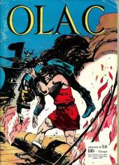 Olac le gladiateur -58- Numéro 58