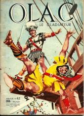 Olac le gladiateur -42- Numéro 42