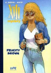 XIII Mystery -9TT- Felicity brown