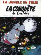 La jungle en folie -3- La conquête de l'espace