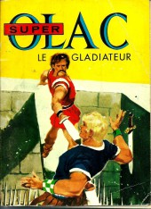 Olac le gladiateur -Rec19- Album N°19 (du n°74 au n°76)