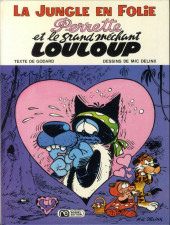La jungle en folie -5- Perrette et le grand méchant Louloup