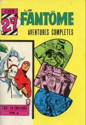 Le fantôme (1re Série - Aventures Américaines) -Rec27- Album N°27 (du n°341 au n°346)