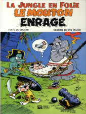 La jungle en folie -7- Le mouton enragé