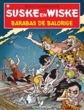 Suske en Wiske -323- Barabas de balorige