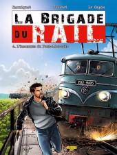 La brigade du rail -4- L'inconnue du Paris-Marseille