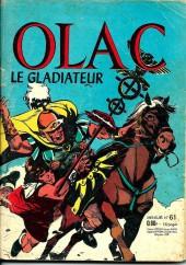 Olac le gladiateur -61- Numéro 61