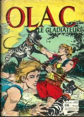 Olac le gladiateur -62- Numéro 62