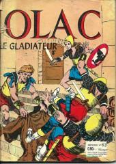 Olac le gladiateur -63- Numéro 63
