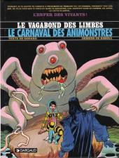 Le vagabond des Limbes -28- Le carnaval des animonstres