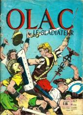 Olac le gladiateur -67- Numéro 67