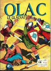 Olac le gladiateur -71- Numéro 71