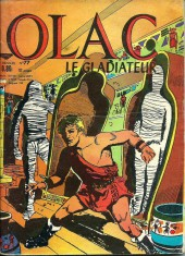 Olac le gladiateur -77- Numéro 77