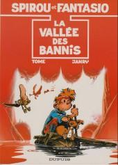 Spirou et Fantasio -41Pub2- La vallée des bannis