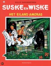 Suske en Wiske -68- Het eiland Amoras