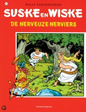 Suske en Wiske -69- De nerveuze Nerviërs