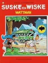 Suske en Wiske -71- Wattman