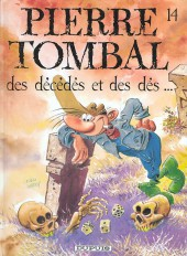 Pierre Tombal -14a1998- Des décédés et des dés...