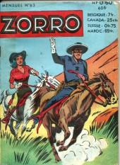 Zorro (2e Série - SFP puis SFPI) -63- La fausse piste