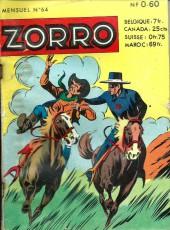Zorro (2e Série - SFP puis SFPI) -64- Copie conforme