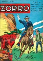 Zorro (2e Série - SFP puis SFPI) -65- Un témoin génant