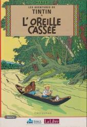 Tintin - Publicités -6Libre 3/4- L'oreille cassée (3)