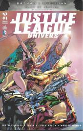 Justice League Univers -1- Numéro 1