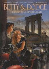 Betty & Dodge -1a- Meurtre à Manhattan