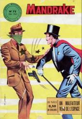 Mandrake (1re Série - Remparts) (Mondes Mystérieux - 1) -73- Un malfaiteur venu de l'espace