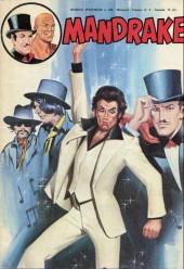 Mandrake (1re Série - Remparts) (Mondes Mystérieux - 1) -448- Le danseur diabolique