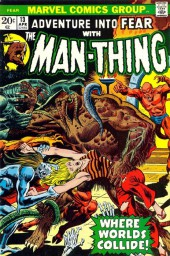 Adventure into Fear (Marvel comics - 1970) -13- Where Worlds Collide