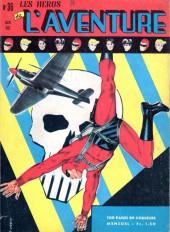 Les héros de l'aventure (Classiques de l'aventure, Puis) -36- Le Fantôme : le crâne d'argent