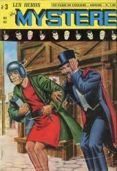 Les héros du mystère -3- La ville de la peur
