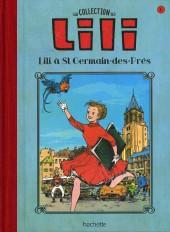 Lili - La collection (Hachette) -6- Lili à St Germain-des-Prés