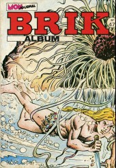Brik (Mon journal) -Rec47- Album N°47 (du n°176 au n°178)