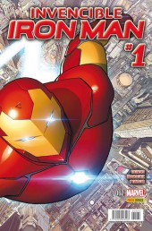 Invencible Iron Man (El) -62- Invencible Iron Man #1